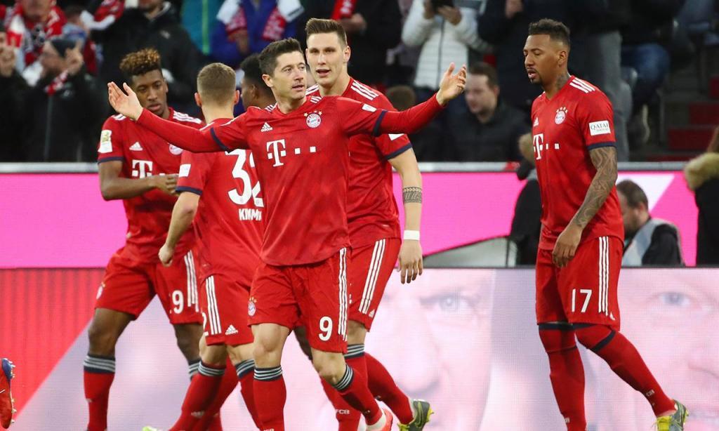 Bayern Munique-Mainz