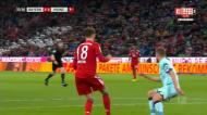 VÍDEO: Bayern arrasa Mainz com «show» de James Rodríguez