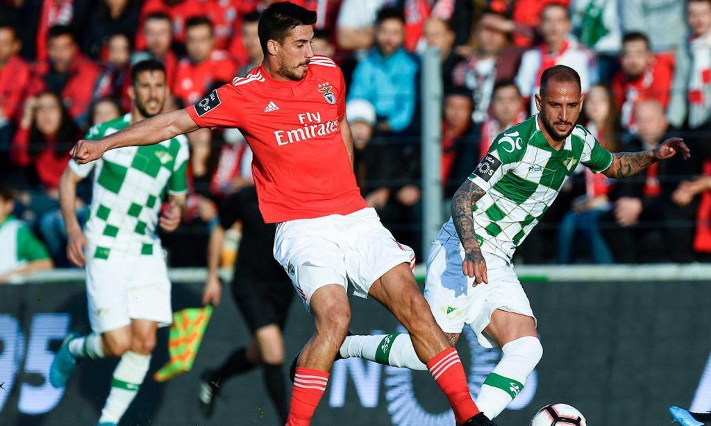 Moreirense-Benfica