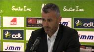 Ivo Vieira: «Já estava preparado para esta quebra»