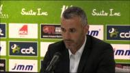 Ivo Vieira: «Objetivo era terminar o jogo com dois pontas de lança»