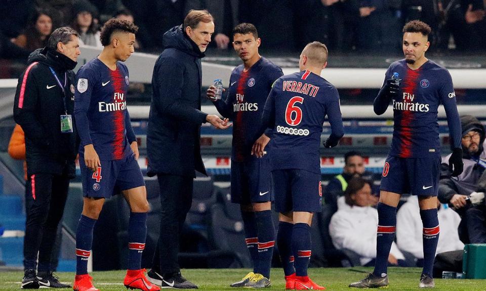 PSG na final da Taça de França