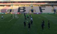 Brasil treina no Bessa