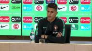 João Cancelo: «Nélson Semedo é um grande jogador»