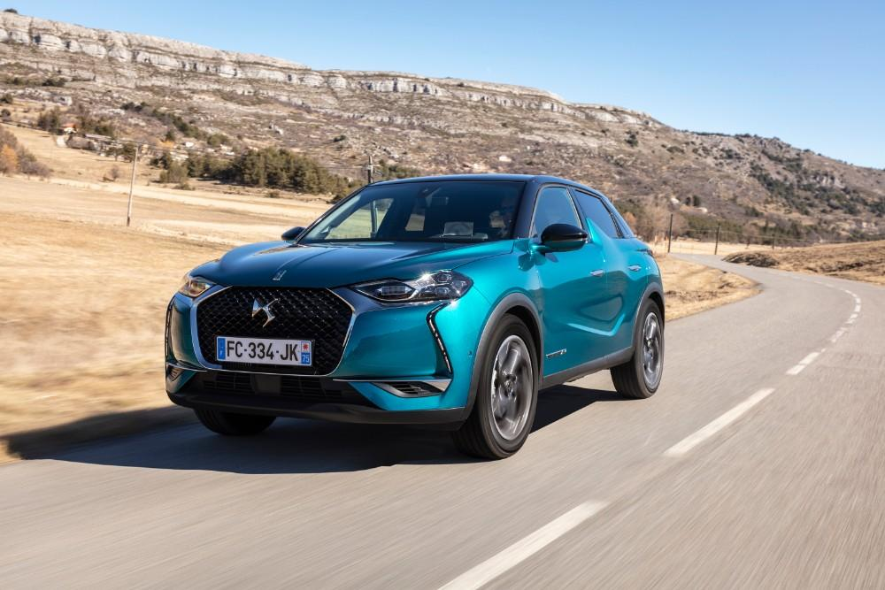 Novo DS 3 Crossback