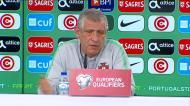 «Regresso de Ronaldo não vai mudar forma de jogar de Portugal»
