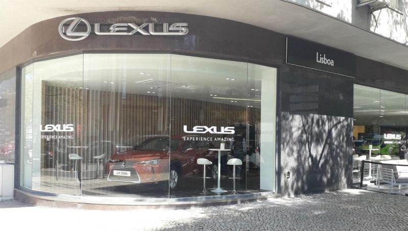 Centro Lexus Lisboa