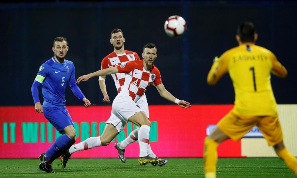 Croácia-Azerbaijão