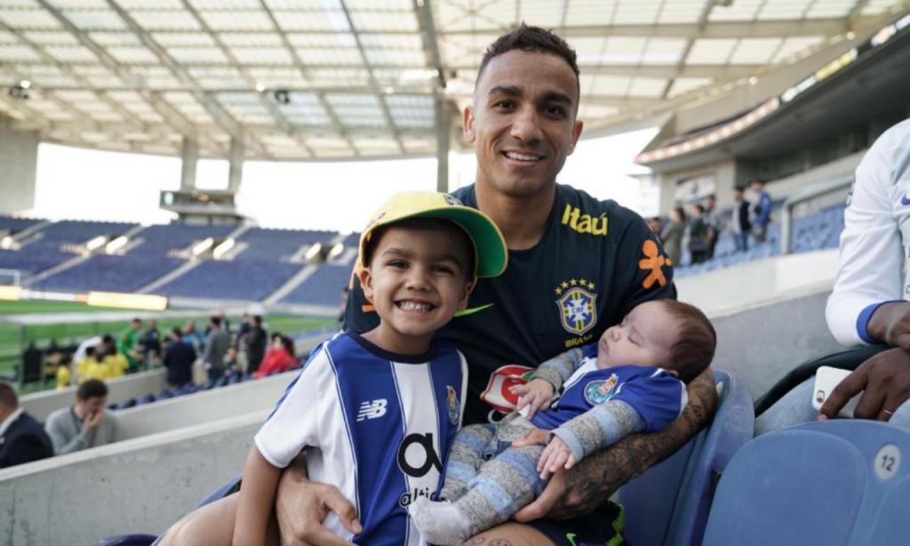 Danilo regressa ao Dragão pelo Brasil (FC Porto)