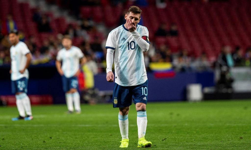 Messi - Argentina (Lusa)