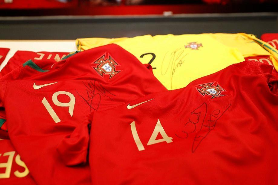 Jogadores da Seleção juntam-se para angariar fundos para Moçambique (site FPF)