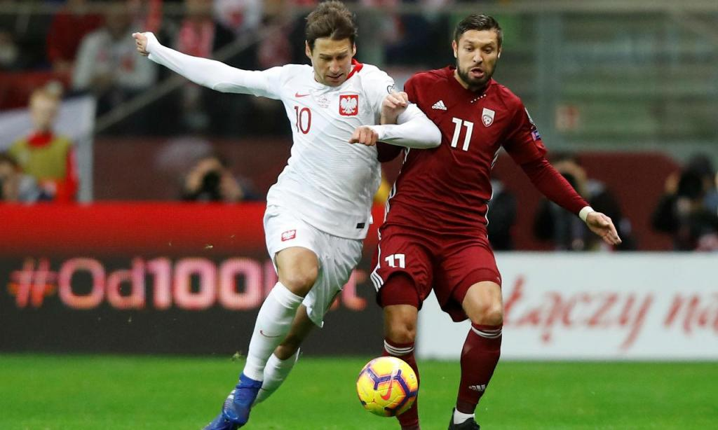 Polónia-Letónia (Reuters)
