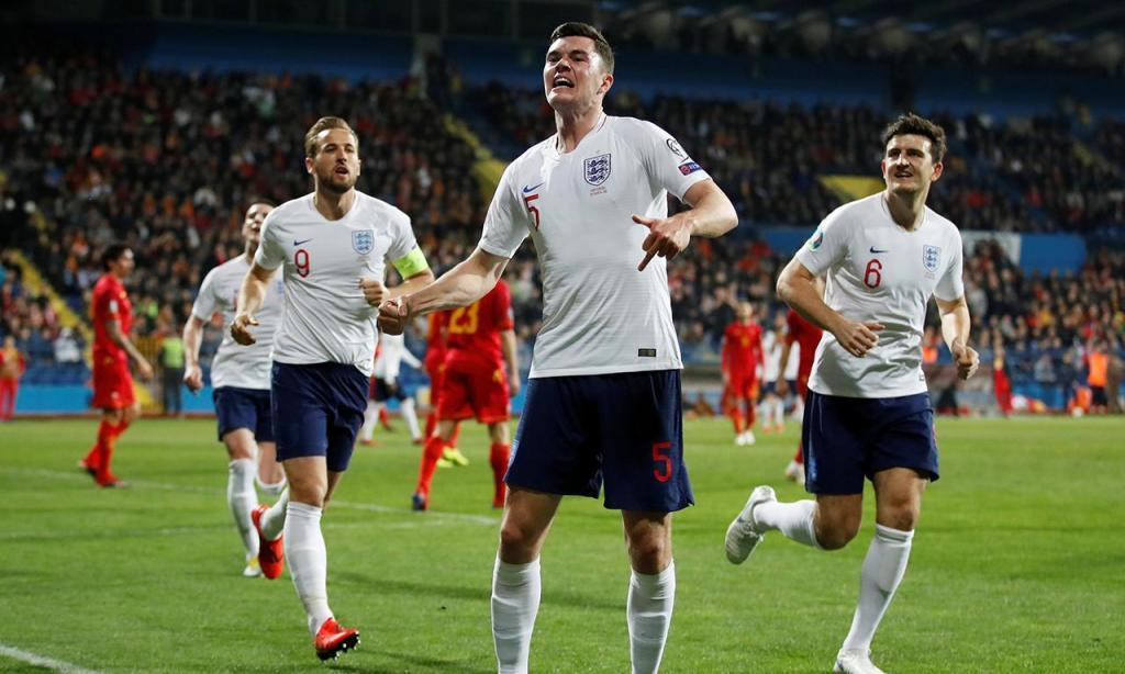 Montenegro-Inglaterra