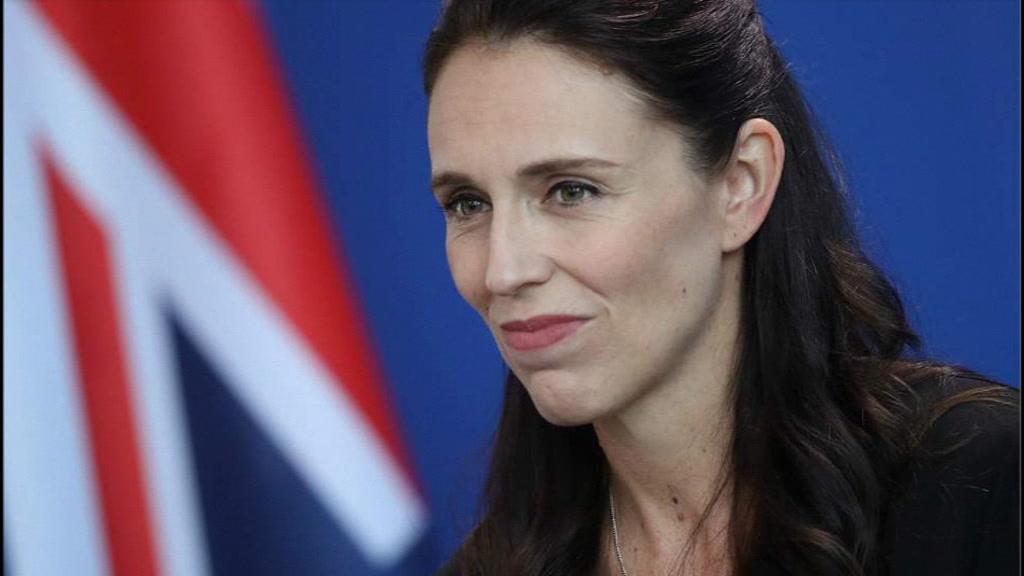 Jacinda, o rosto da Nova Zelândia
