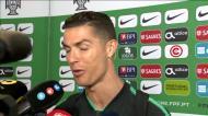 Ronaldo: lesão? «não é nada de grave, volto daqui a uma ou duas semanas»