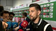 «Foi um erro gravíssimo mas não podemos só desculpar-nos pelo árbitro»