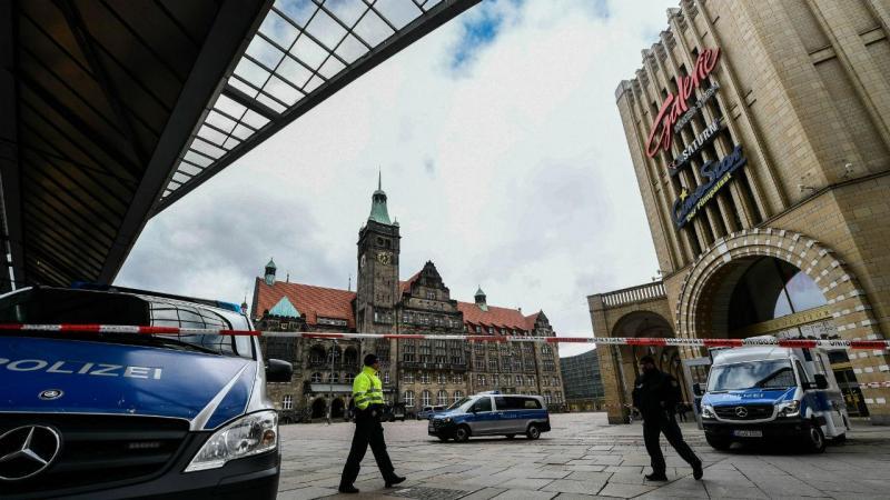 Seis autarquias alemãs evacuadas após ameaças de bomba