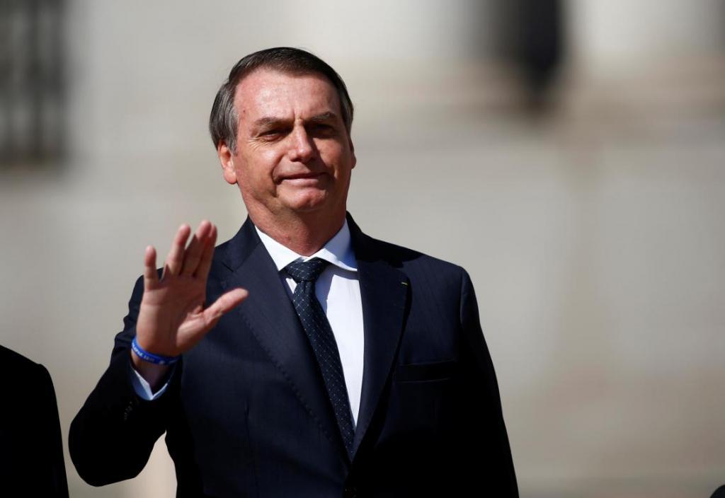 Jair Bolsonaro - Foto: Reuters