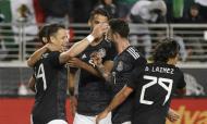 México-Paraguai (Reuters)
