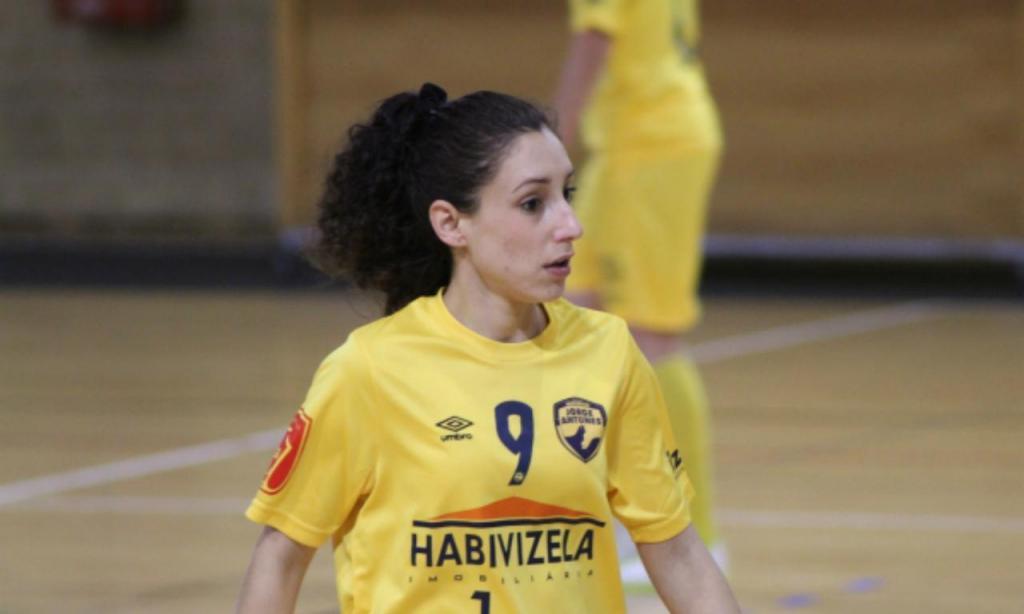 Sara Moura (Desportivo Jorge Antunes)