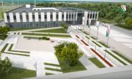 Futuro centro de treinos do Legia Varsovia