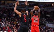 Chicago Bulls-Portland Trail Blazers