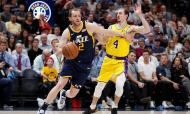 Utah Jazz-Los Angeles Lakers