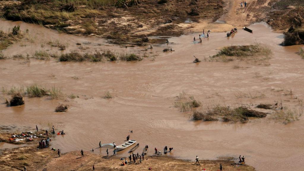 Moçambique: as marcas deixadas pelo ciclone Idai