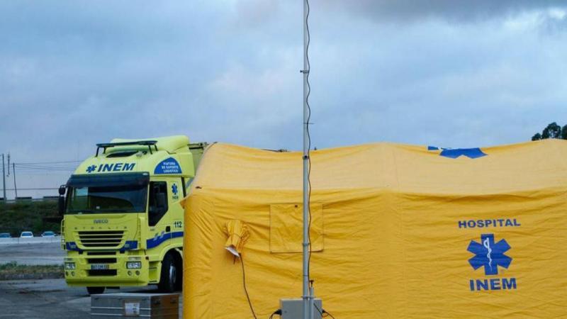 Resultado de imagem para Portugal envia hoje Módulo de Emergência Médica para Moçambique