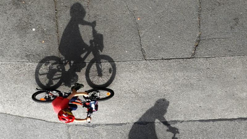 Estratégia Nacional de Mobilidade Ativa quer que os portugueses pedalem 15 vezes mais para chegar à média europeia numa década. Foto: Reuters.
