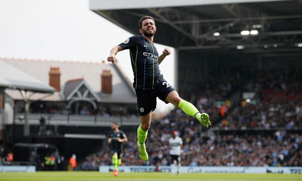Fulham-Manchester City