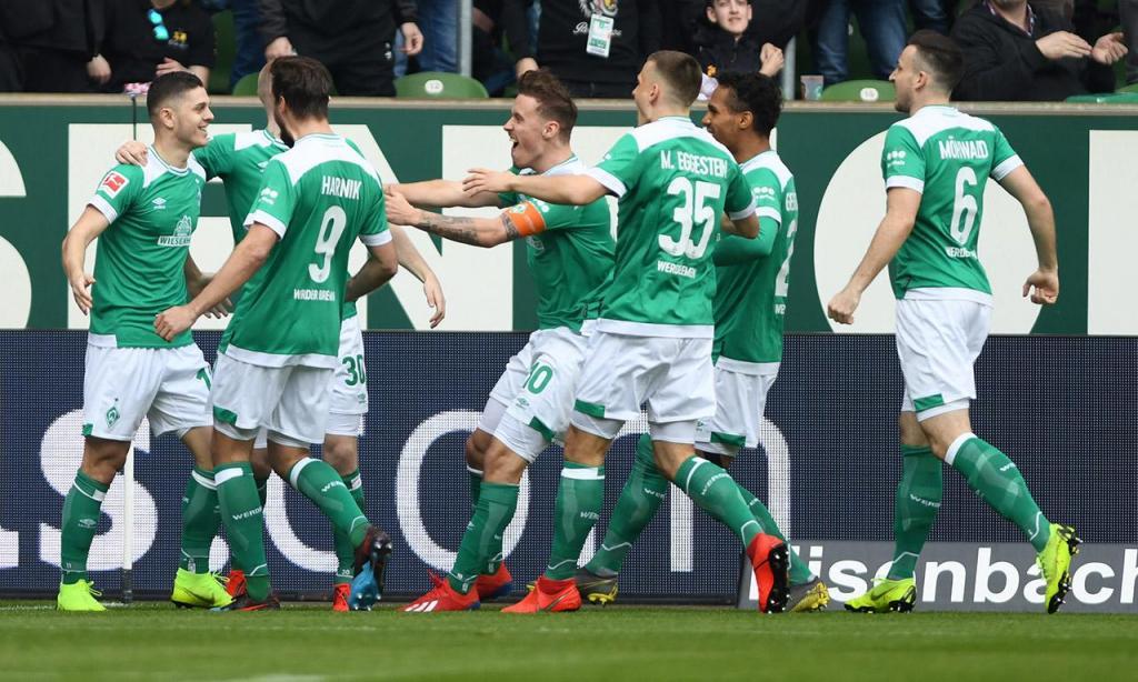 Werder Bremen-Mainz