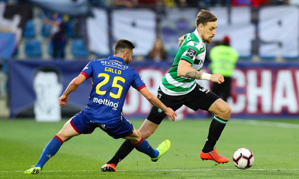 Chaves-Sporting