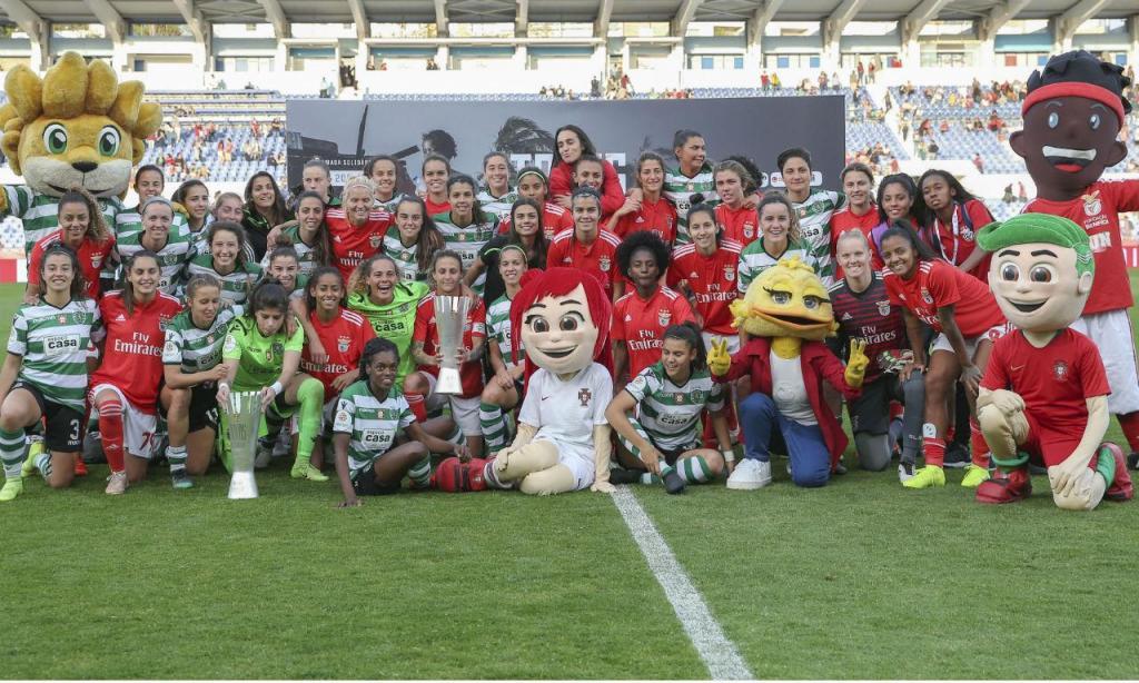 Dérbi solidário entre Benfica e Sporting (Lusa)