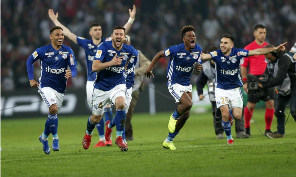 Estrasburgo conquista Taça da Liga (Lusa)