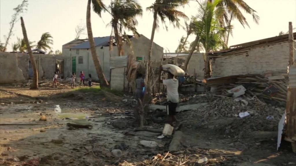 Moçambique: número de mortes sobe para 598