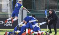Chelsea nas meias-finais da Youth League