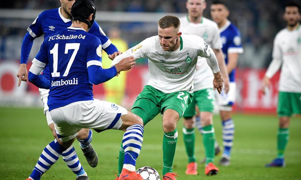 Schalke-Werder Bremen