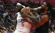 Los Angeles Clippers-Houston Rockets