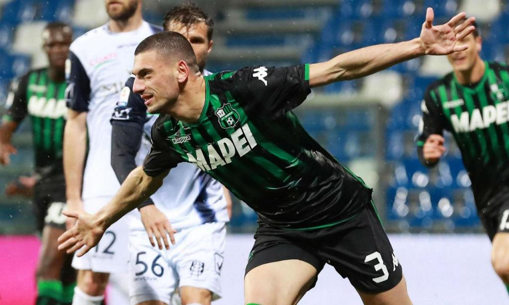 Demiral bisou no Sassuolo