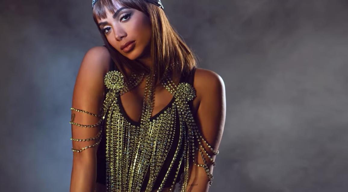 Anitta promove novo álbum