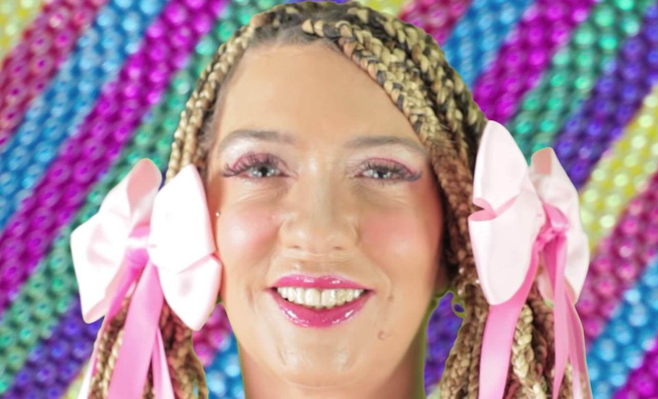 Imagens do novo videoclipe de Maria Leal