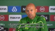 Keizer: «O futebol em Portugal é muito bom»