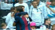 VÍDEO: o golo que está a chocar o Santiago Bernabéu ao intervalo