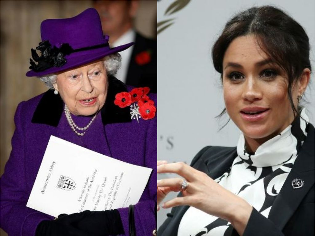 Kate Middleton e Meghan Markle usam joias da princesa Diana