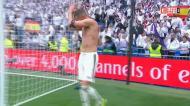 VÍDEO: depois dos assobios, Benzema bisa e dá a vitória ao Real Madrid