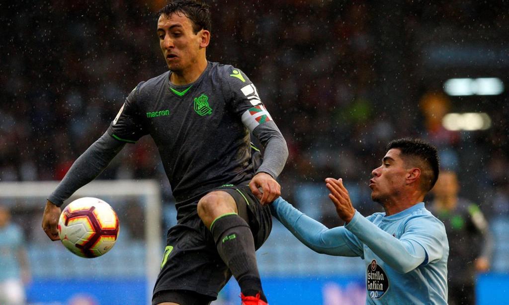 Celta Vigo-Real Sociedad