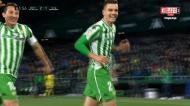 Bétis de William Carvalho vence Villarreal por 2-1 com «show» de Lo Celso
