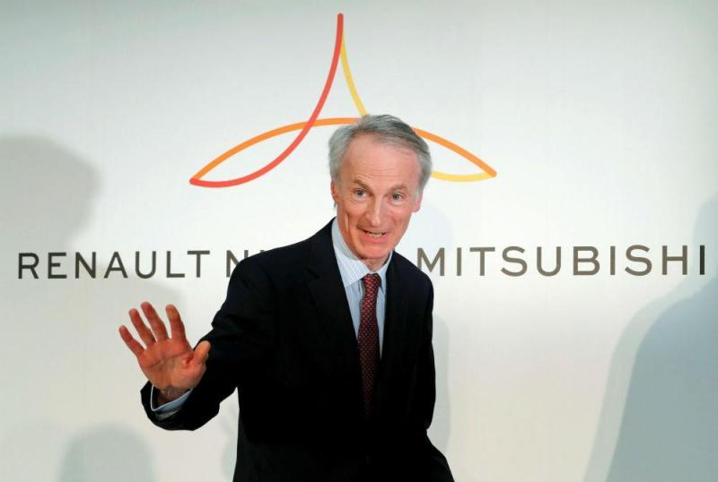 Jean-Dominique Senard (Reuters)
