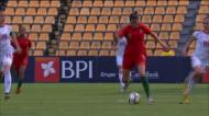 VÍDEO: Diana Silva abriu marcador frente à Hungria